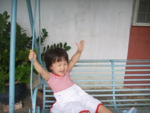Yuhoo... I want to swing!