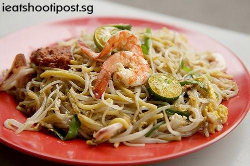 Penang Hokkien Mee Recipe | Mompreneur Asia